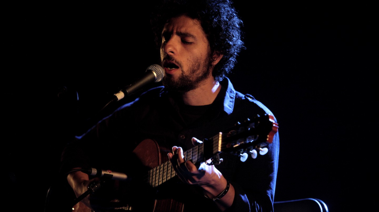 José González Performs At Pedralbes Gardens Festival