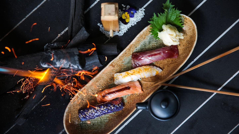 Nikkei Sushi