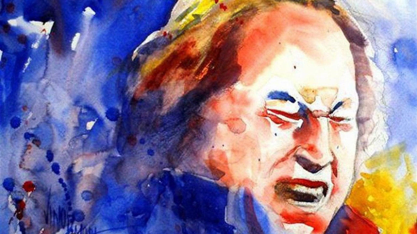 An Artists Creative Tribute To The Legendary Singer | © Mohsinism/WikiCommons