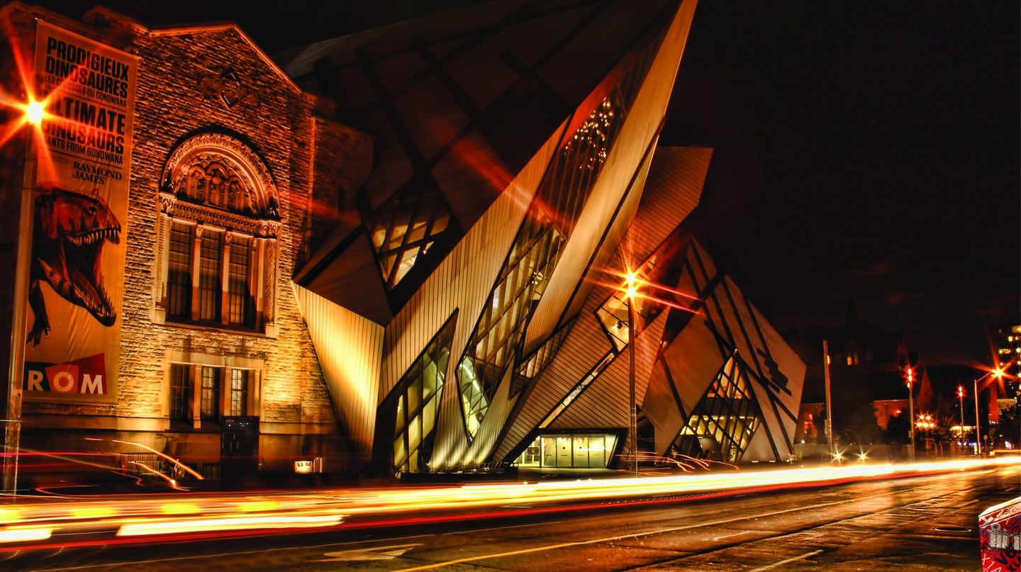 Royal Ontario Museum | © Umair Khan/Flickr