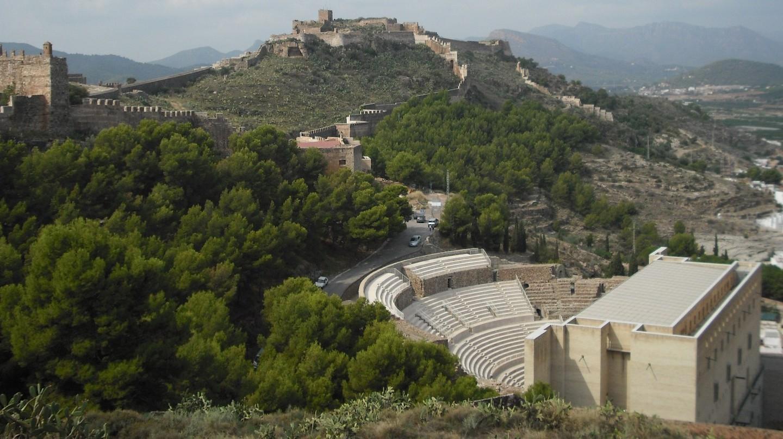 Roman Amphitheatre of Sagunto  | ©Enrique Íñiguez Rodríguez/Wikimedia Commons