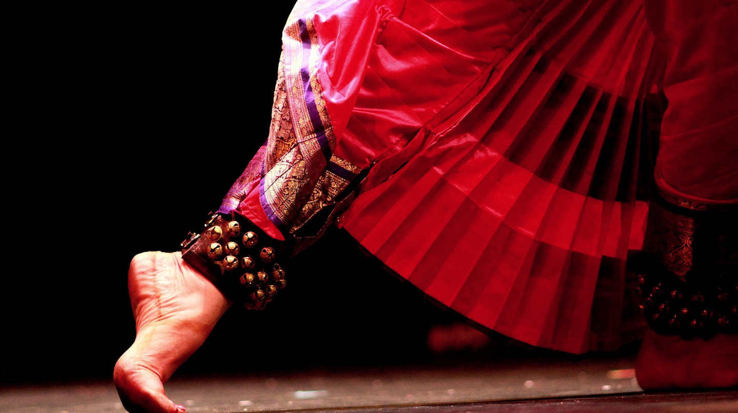 Indian dance| ©Pabak Sarkar|Flickr