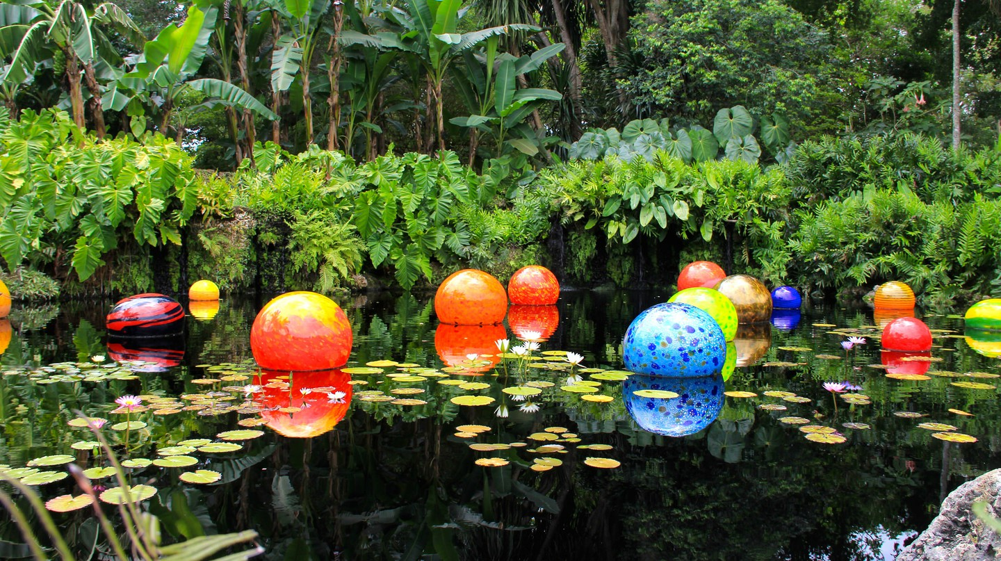 Orbs by Dale Chihuly | © Daniel X. O'Neil/Flickr