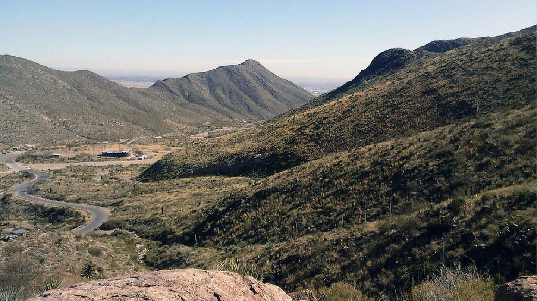 El Paso Mountains | © Jay/Flickr