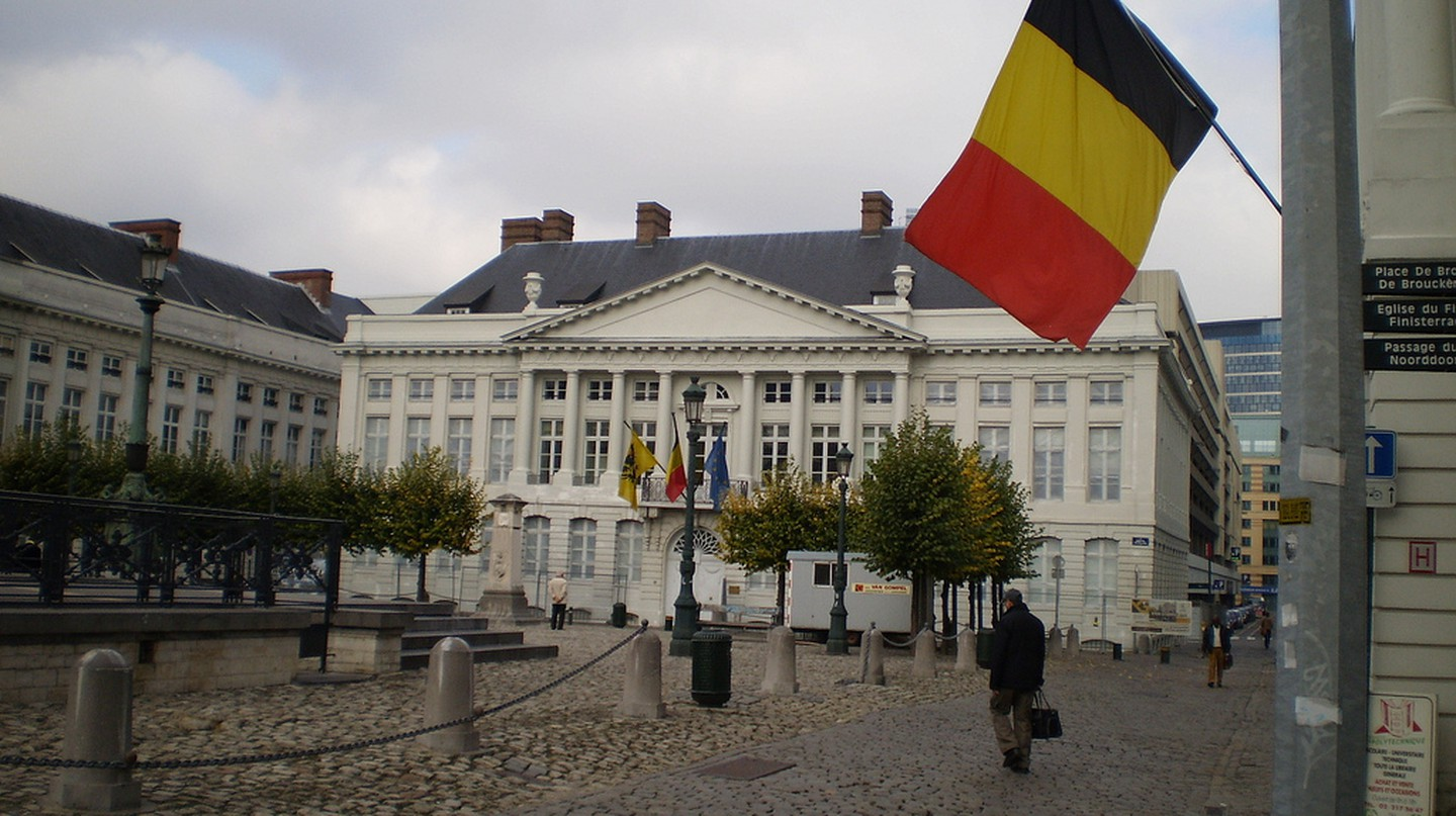 The Place des Martyrs / Martelarenplein in bilingual capital Brussels | Dr Les Sachs/Flickr