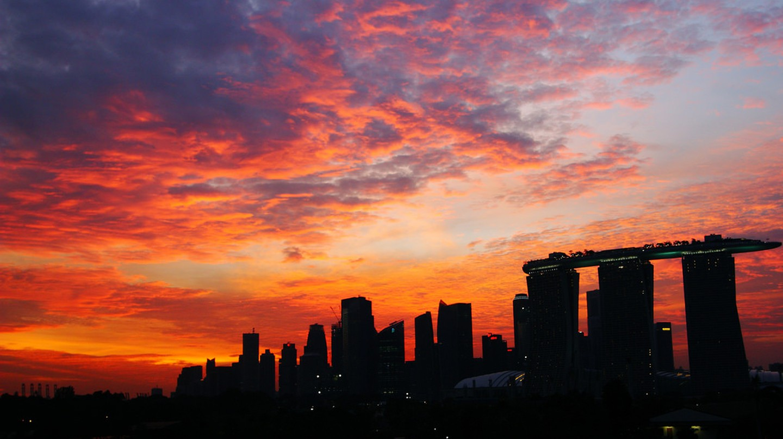 Nature's Lightshow | ©Wenjie Zhang/Flickr