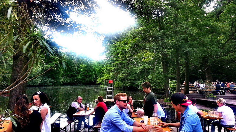 Café am Neuen See | © Jan Erik Gulliksen/Flickr