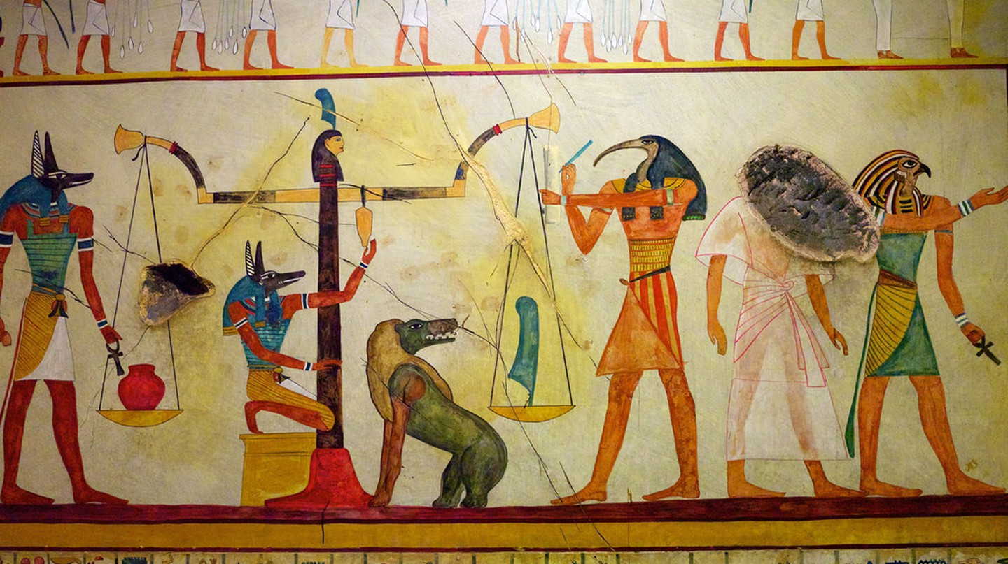 Cover _ Rosicrucian Egyptian Museum © Jon Callas/Flickr