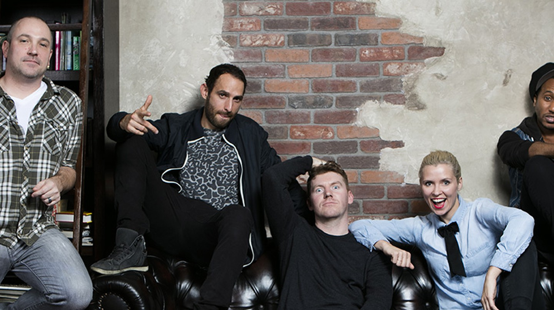 The CYSK LA crew | © Robin Roemer