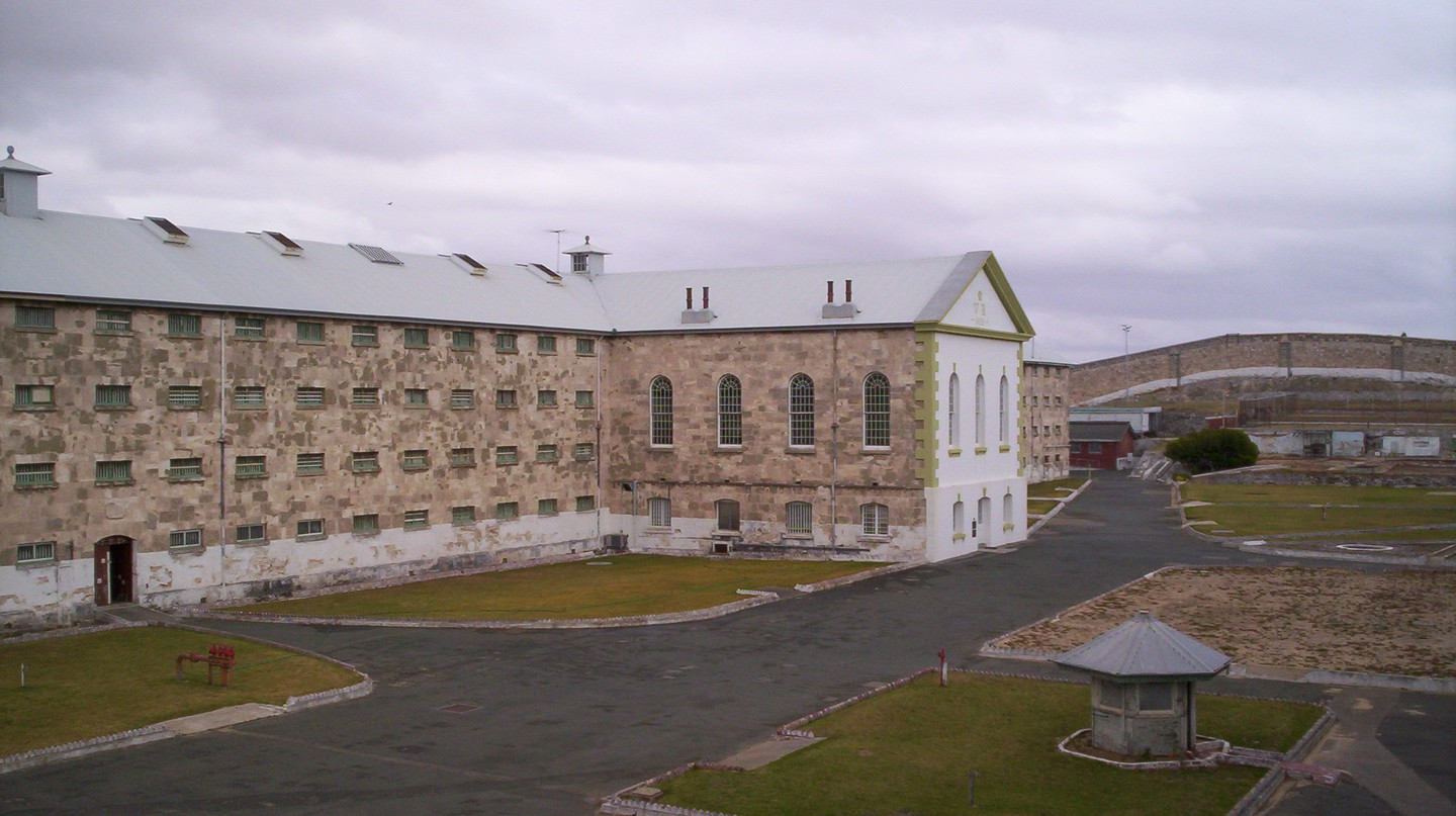 The Main Cell Block at Fremantle Prison | © ghostieguide / WikiCommons