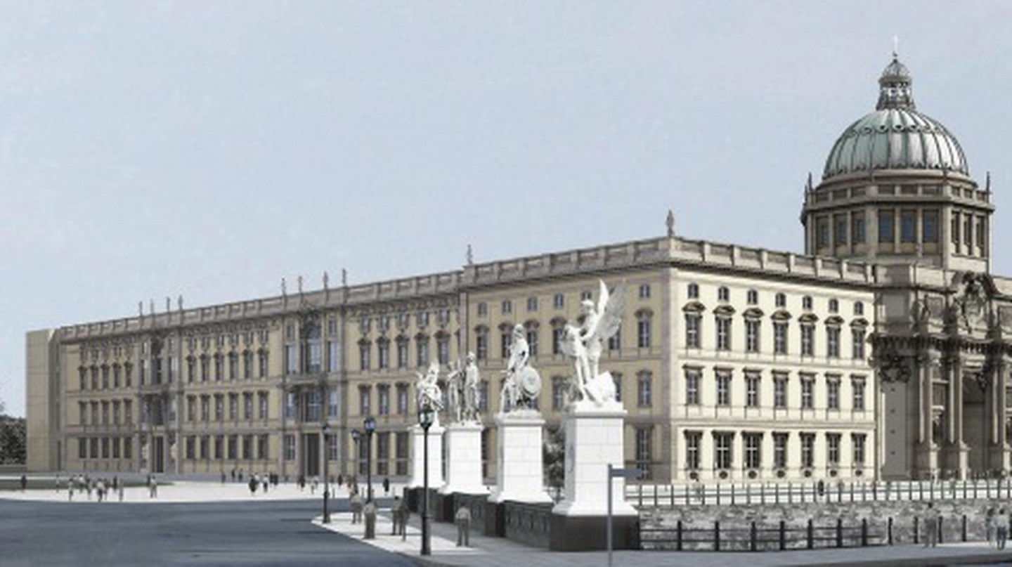 © Berlin Palace–Humboldtforum Foundation /Franco Stella