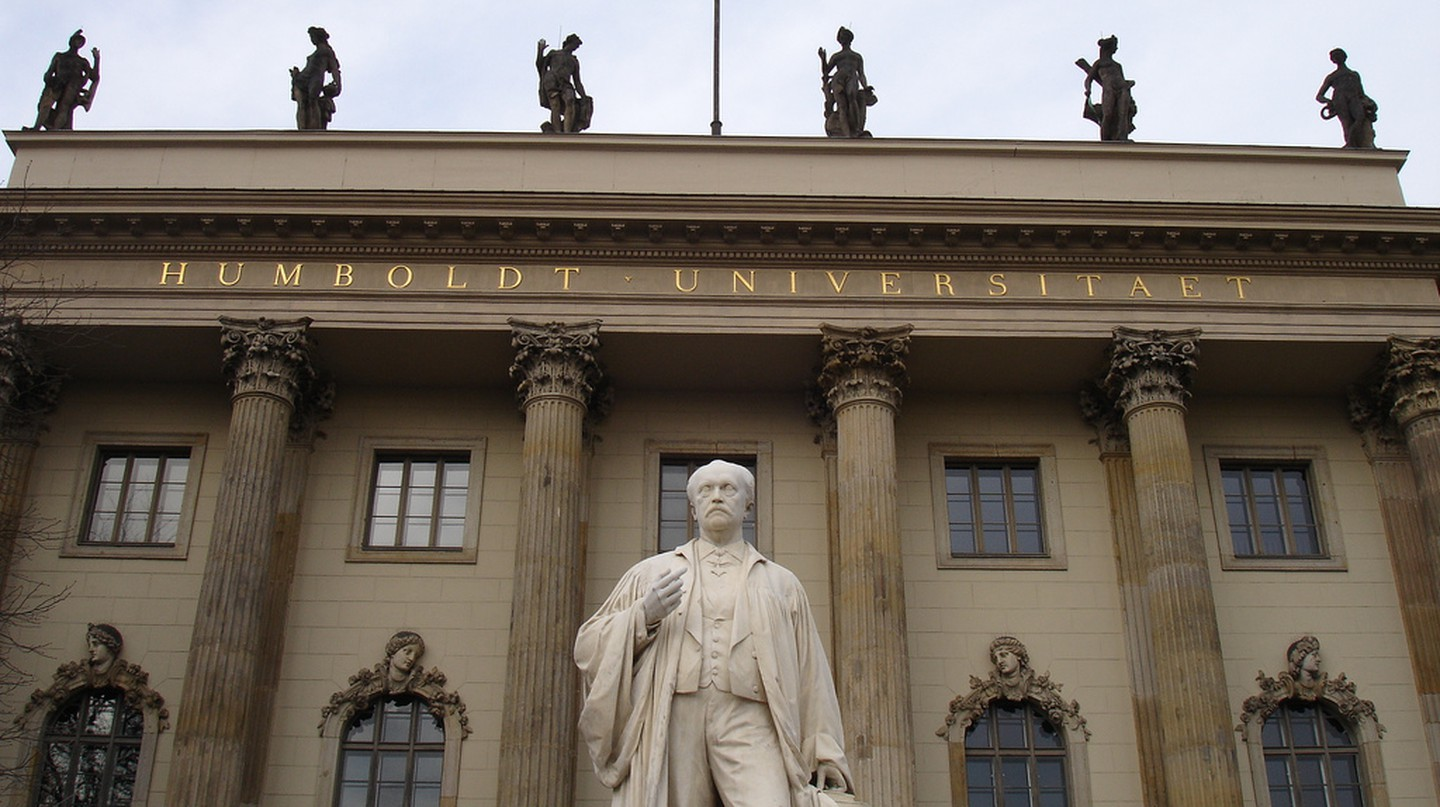Humboldt University | © Saroj Regmi/Flickr