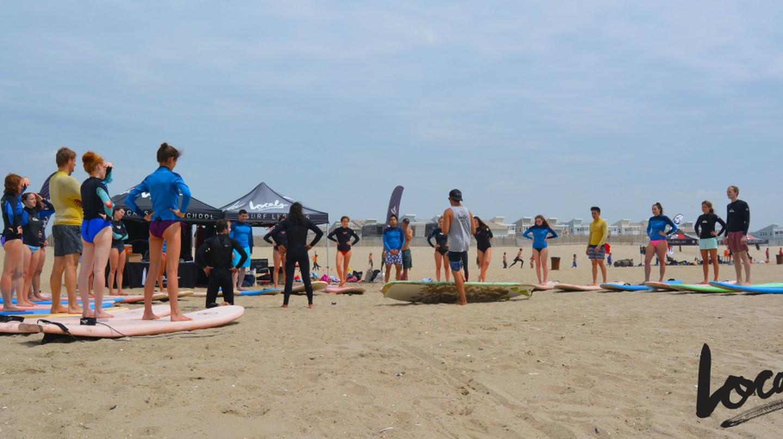 Courtesy of Locals Surf School