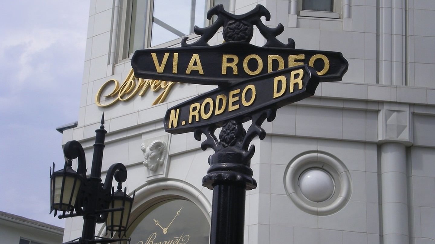 Rodeo Drive | © Caccamo/Flickr