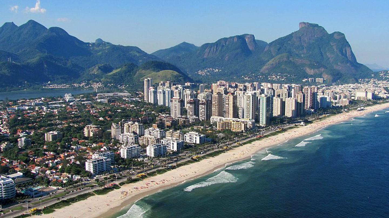 Barra da Tijuca beach |© Rafael Rabello de Barros/WikiCommons