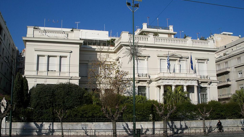 The Benaki Museum, established by Anthonis Benakis, son of Emmanouil Benakis