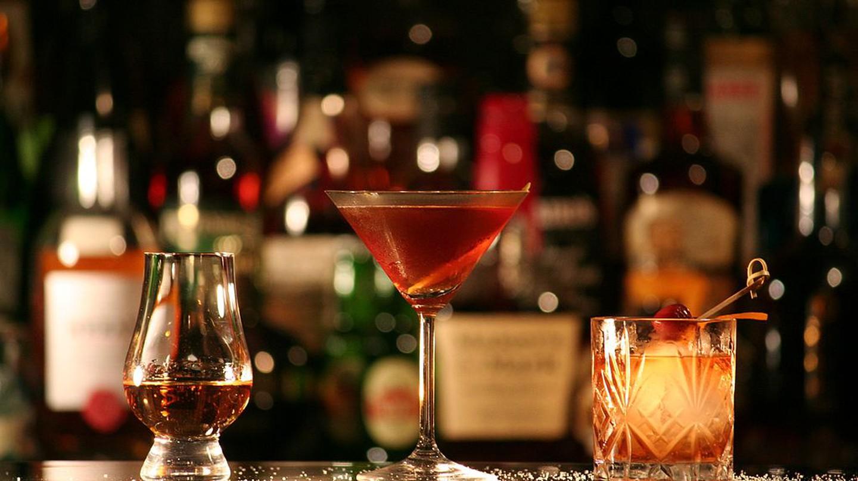 Rum, Manhattan, Tequila Old Fashioned | © Marler/WikiCommons