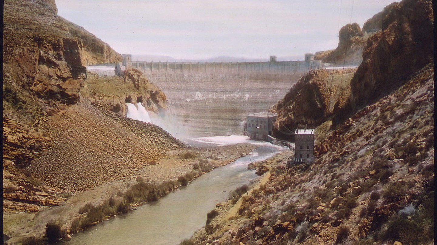 Salt River Project, Roosevelt Dam , Arizona| © Public Domain/WikiCommons