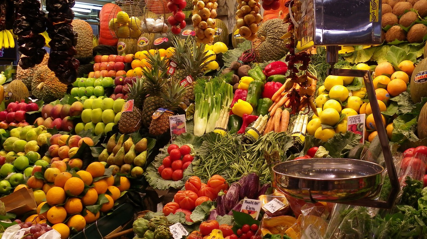 The Best Food Markets In Barcelona