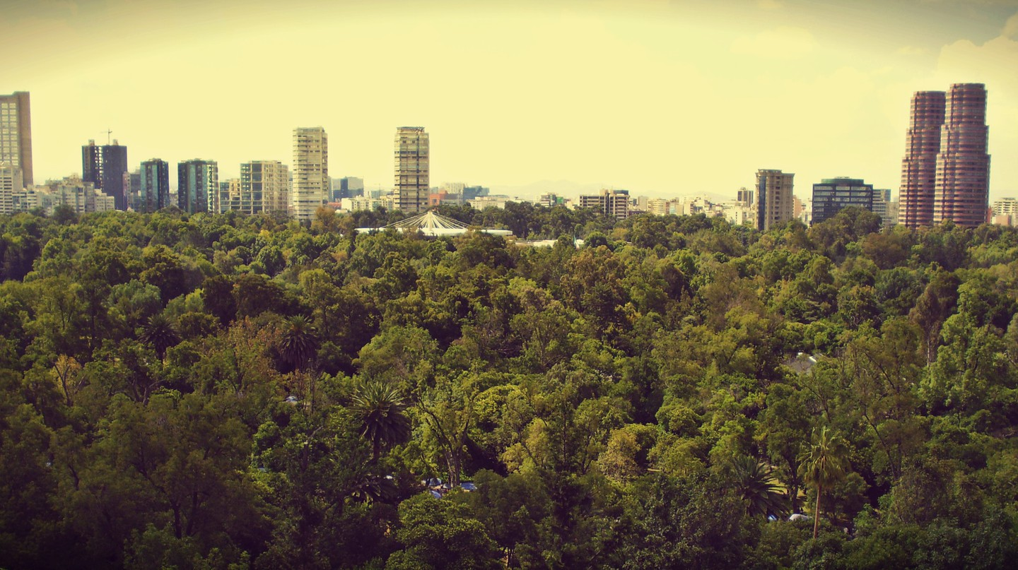 View from Castillo de Chapultepec | © Luis Santiago/Flickr