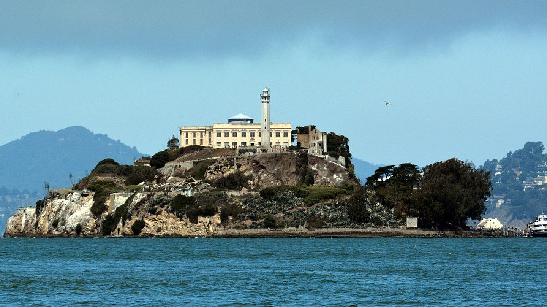 Alcatraz © WPPilot/Wikipedia