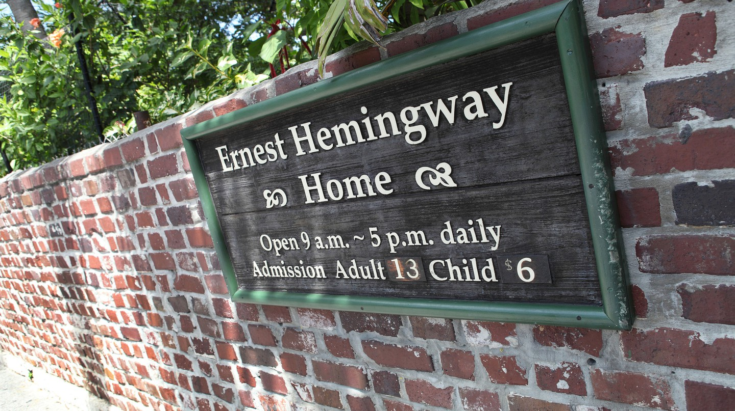The Hemingway House, Key West, Florida | Sam Howzit/Flickr