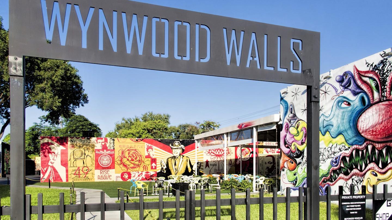 Wynwood Walls, Miami   © Dan Lundberg/Flickr