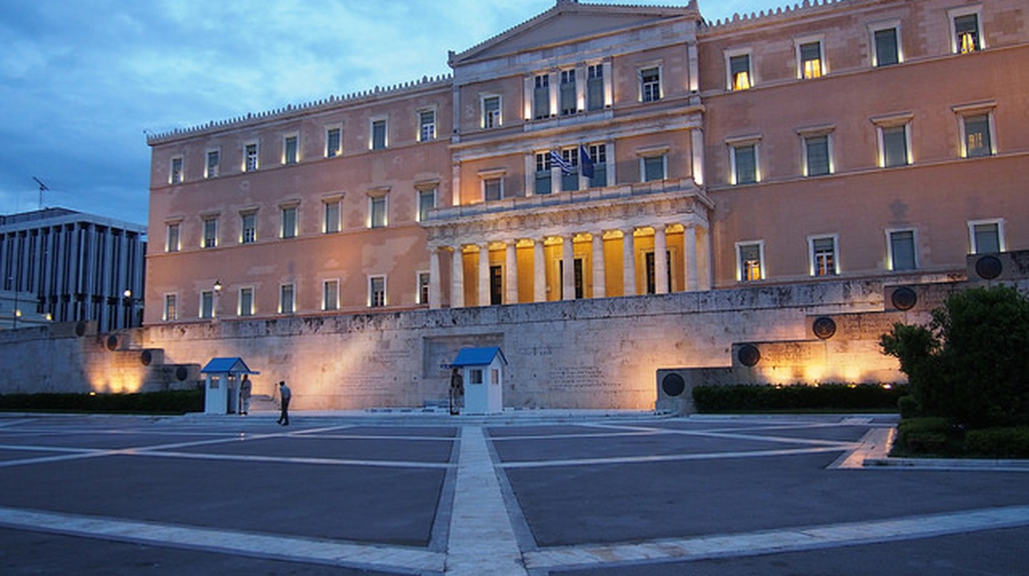 Syntagma Square, Athens | © Dario Sušanj/Flickr