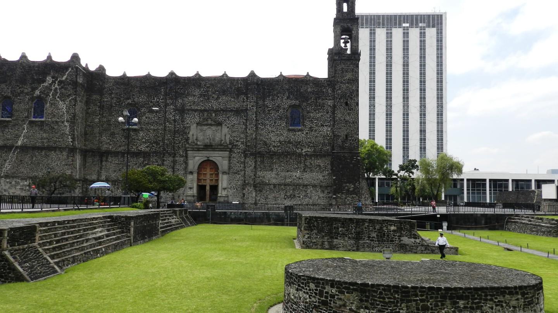 Plaza de las Tres Culturas | © Luna sin estrellas/Flickr