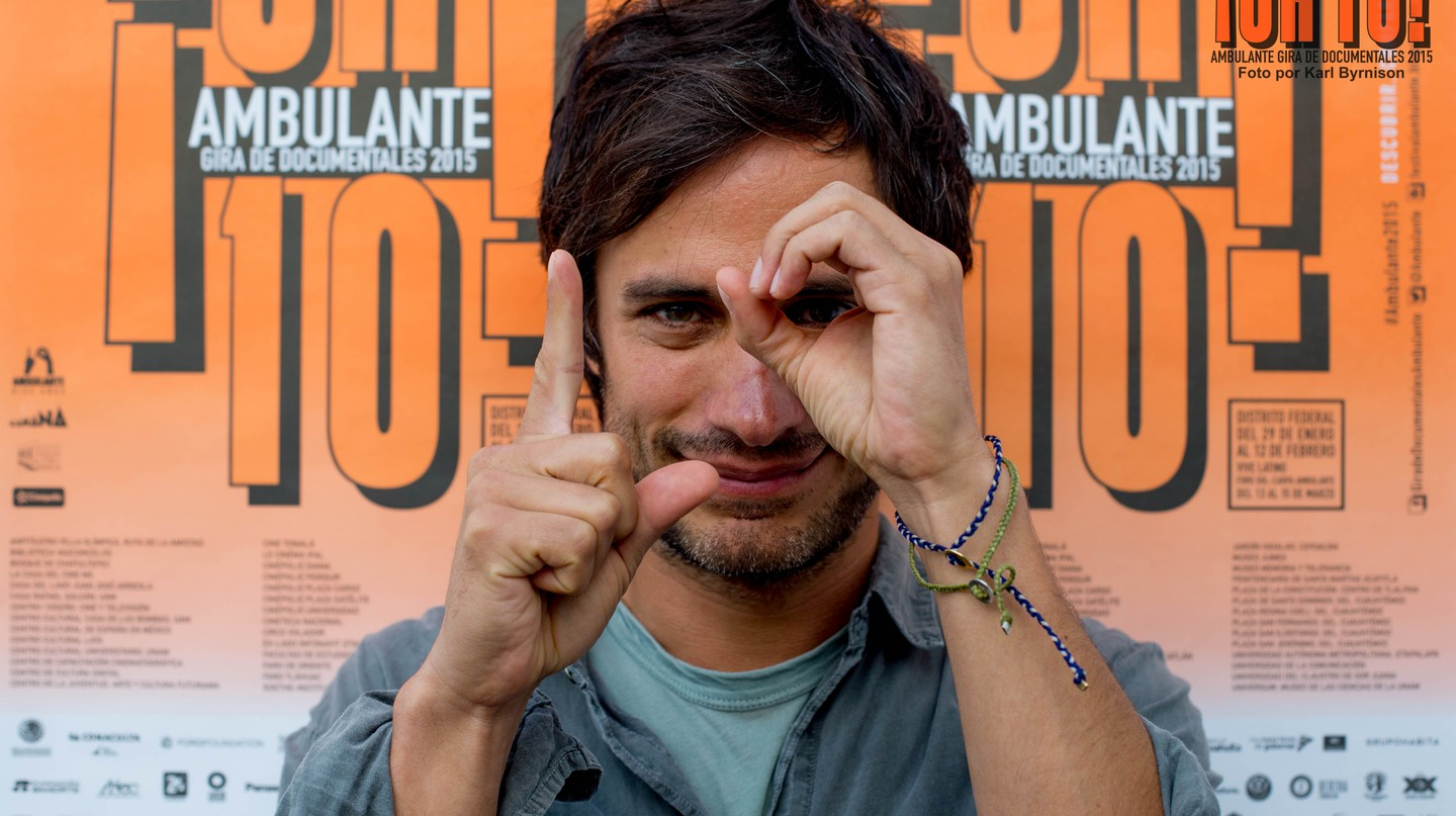 Gael García Bernal | © Festival Ambulant/Flickr