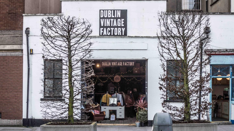 Dublin Vintage Factory | ©William Murphy/Flickr