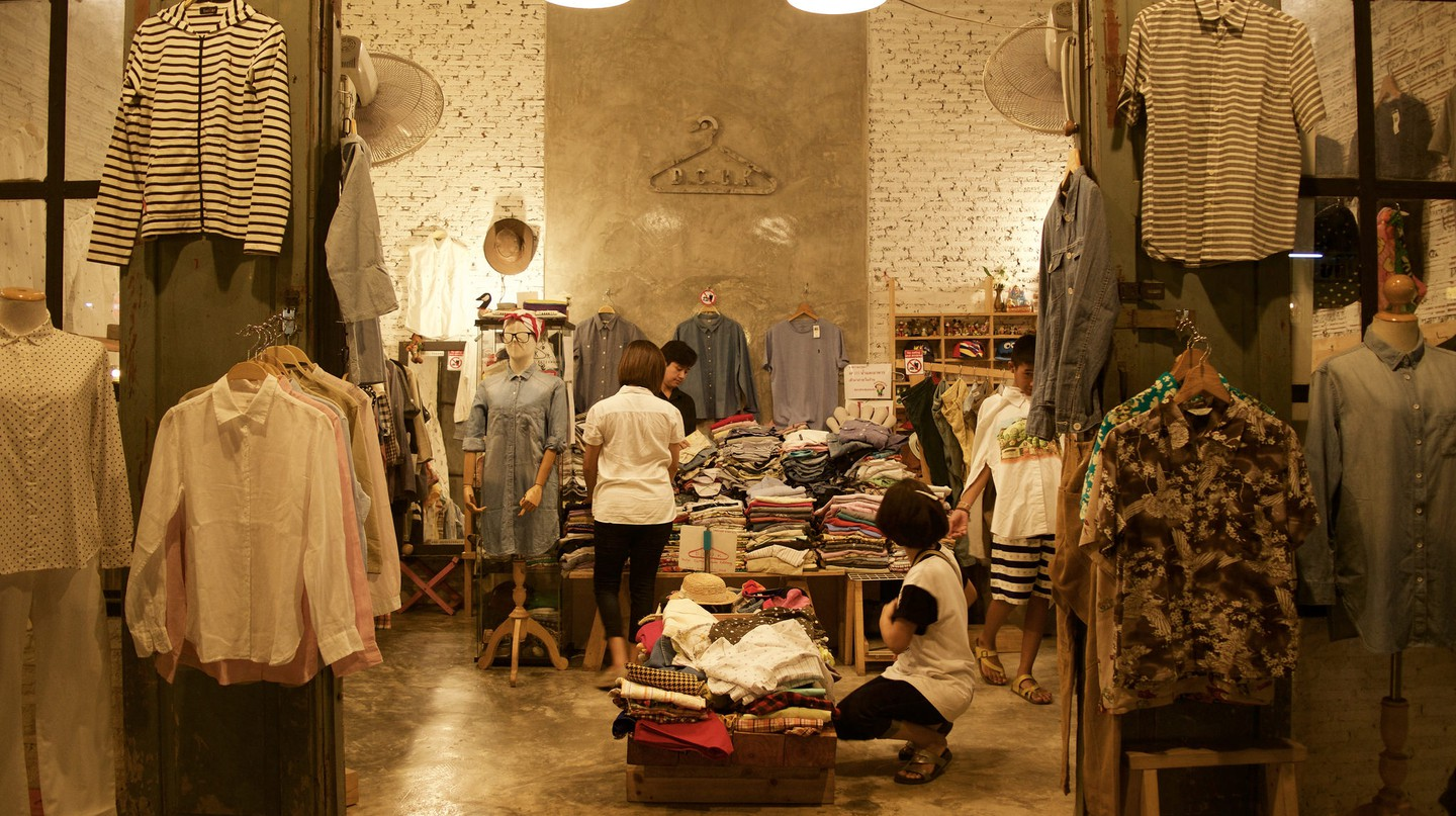 Where To Shop For Men's Wear In Bangkok