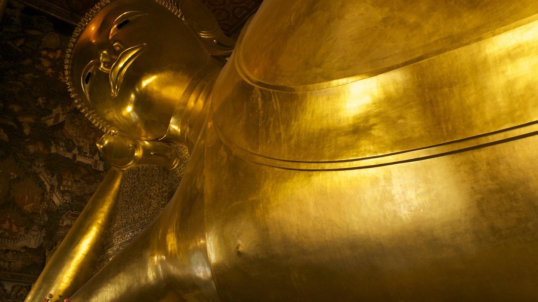 Wat Pho in Bangkok/Courtesy of Kelly Iverson