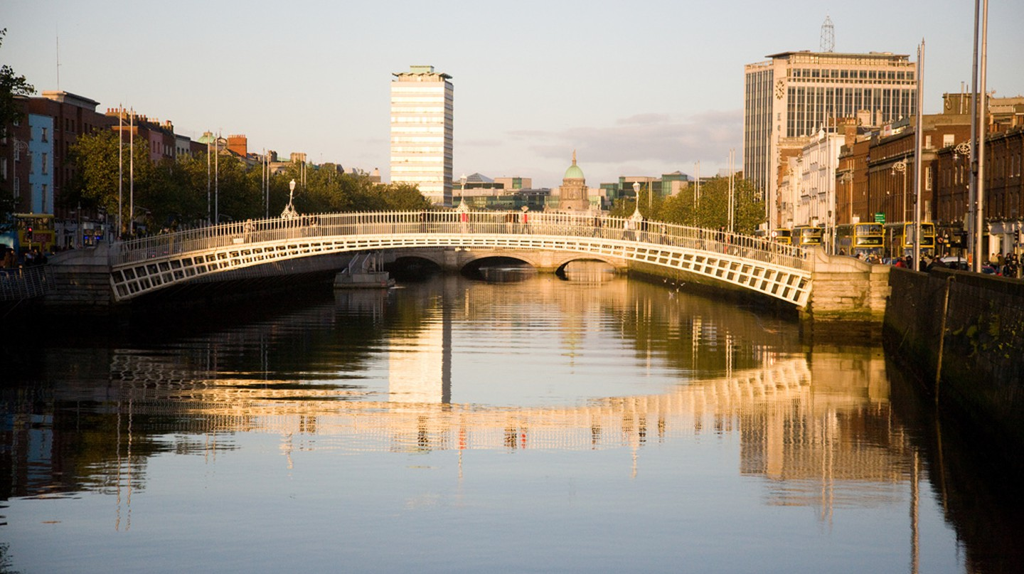 Ha'penny Bridge | © William Murphy/Flickr