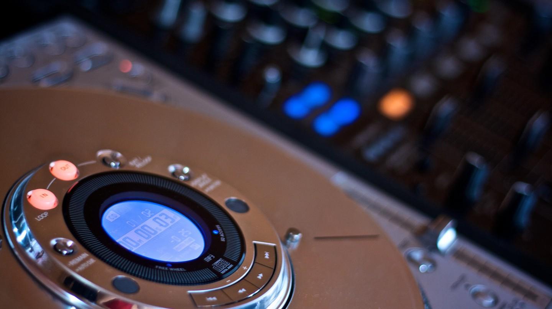 DJ equipment. via Anderson Mancini/Flickr/CC BY 2.0