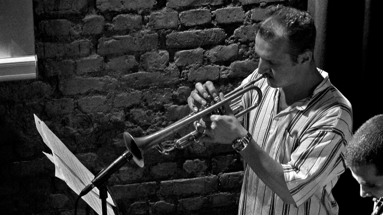 Istanbul - Oct 2008 - Nardis Jazz Club Trumpeter | © Gareth Williams/Flickr