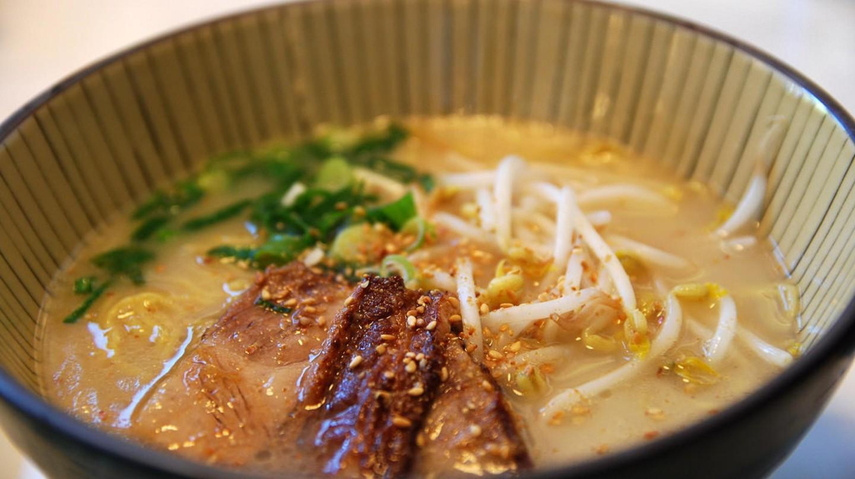 Pork soup ramen | © Alpha/Flickr