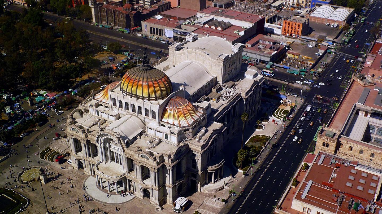 Palacio de Bellas Artes | © Jose Francisco del Valle Mojica/Flickr
