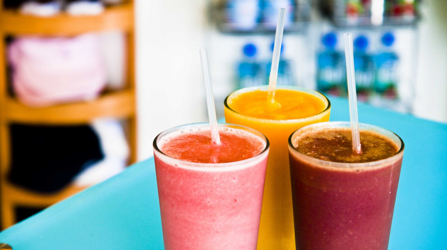Smoothies © Ken Hawkins/Flickr