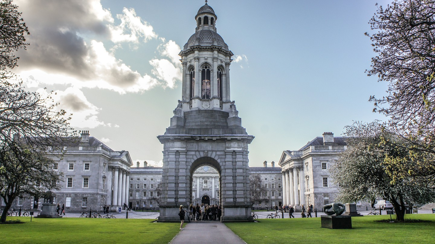 The campanile at Trinity College | © William Murphy/Flickr