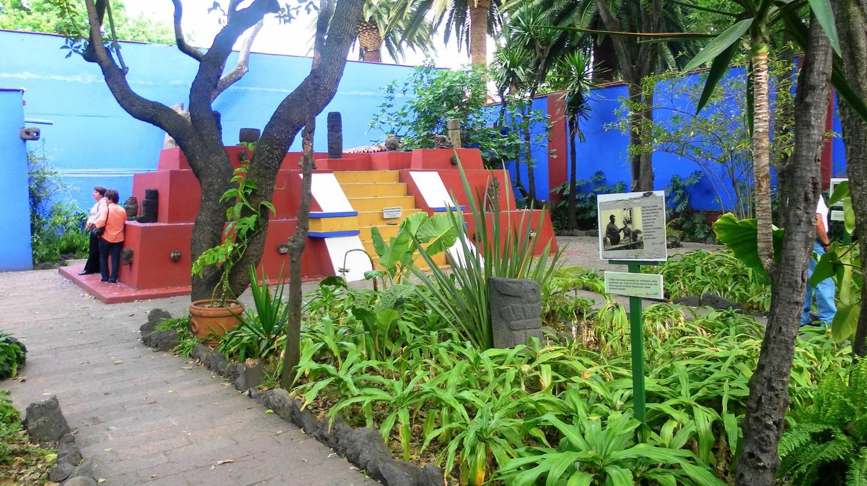 Casa Frida Kahlo   © cezzie901/Flickr