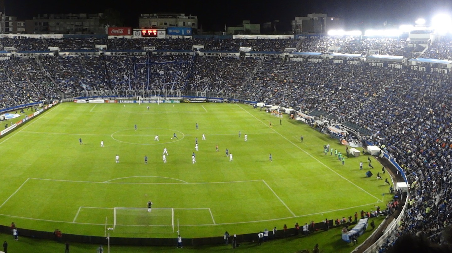 Estadio Azul | © The Stadium Guide/Flickr
