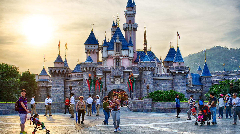 The Magic Kingdom at Hong Kong Disneyland | Scott Cresswell/CC BY 2.0/Flickr