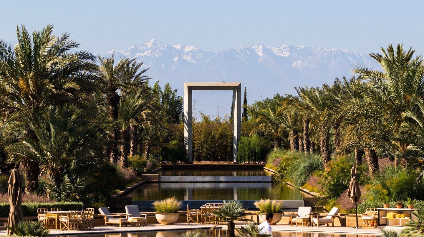 Where To Have A Luxury Stay In Marrakech