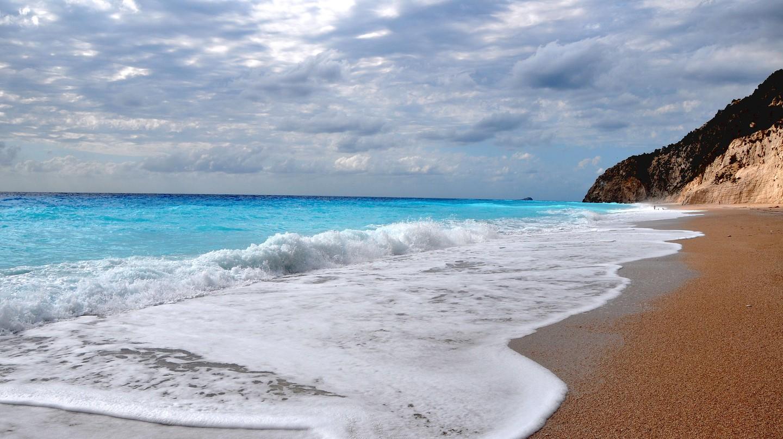 View of a Greek beach | © Shogun/PixaBay