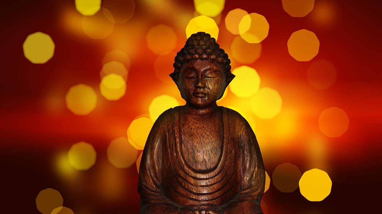 Buddha © Pixabay