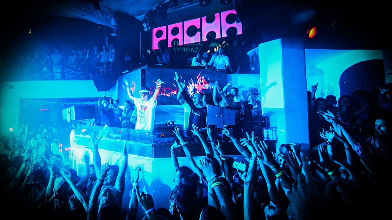 Pacha Ibiza | © Danny Wade/Wikimedia Commons