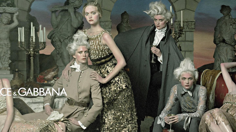 Iconic D&G ad: F/W 06
