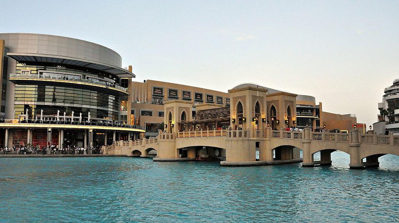 Dubai Mall | © Alberto-g-rovi/WikiCommons