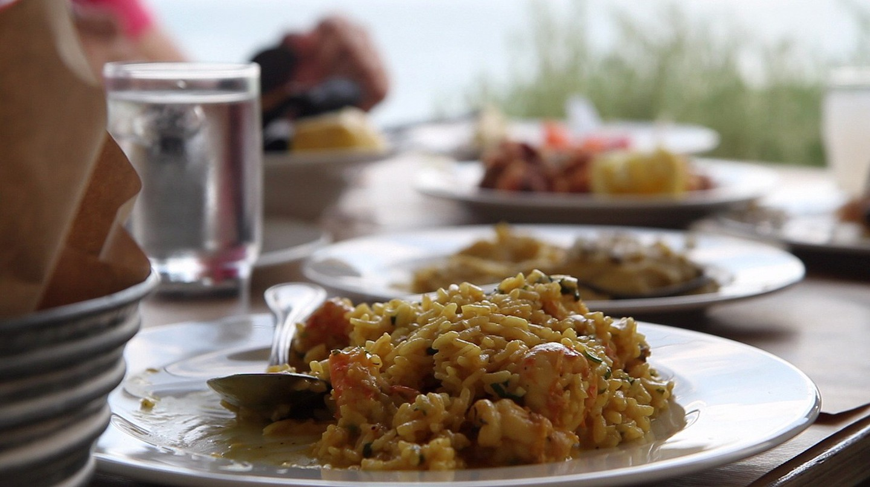 Seafood Risotto | © Cosmix/PixaBay